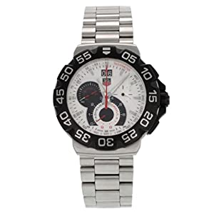 Tag Heuer Formula One CAH1011 Chronograph Stainless Steel Men's Watch