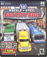 Brand New Valusoft 18 Wheels Of Steel Big City Rigs 34 Missions Take You Through Environments