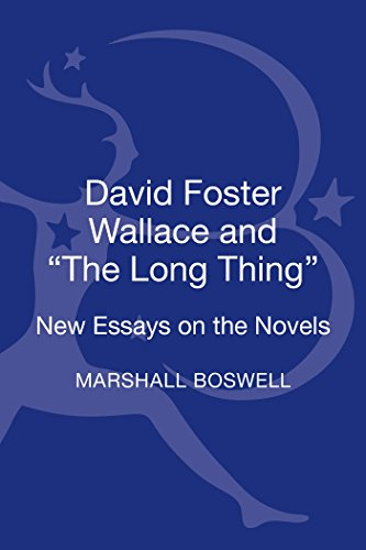 david foster wallace online essays A supposedly fun thing i'll never do again: essays and arguments is a 1997 collection of nonfiction writing by david foster wallace in the title essay, originally.