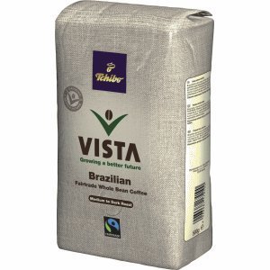 Vista Fairtrade Vista Fairtrade Kaffee Cafe Creme 500g