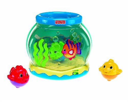 Fisher-Price Ocean Wonders Musical Fishbowl (Fish Bowl Toy Fisher Price compare prices)