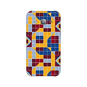 Garmor Designer Plastic Back Cover For Samsung J2 SM-J200F