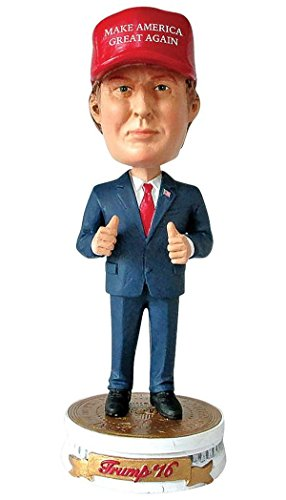 Donald Trump Limited Edition Wobble Head - Make America Great Again