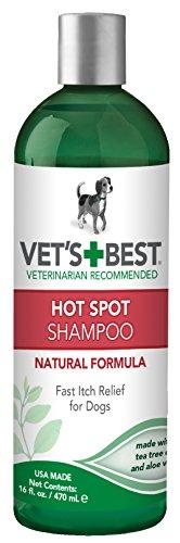 Vet's Best Hot Spot Itch Relief Dog Shampoo, 16 oz