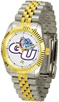 Gonzaga Bulldogs NCAA Mens Steel Executive Watch