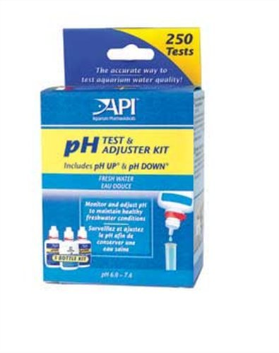 Api Ph Test And Ajuster Combo Test Kit