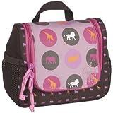 Lässig LMWB136 - Kulturbeutel 4Kids Mini Washbag Savannah, pink