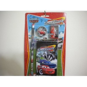 Disney Pixar Cars 4 Piece Study Set - 1