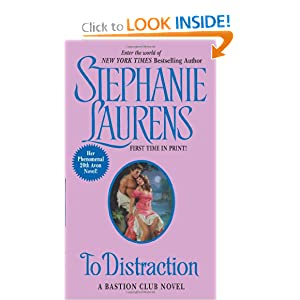 To Distraction (Bastion Club) Stephanie Laurens