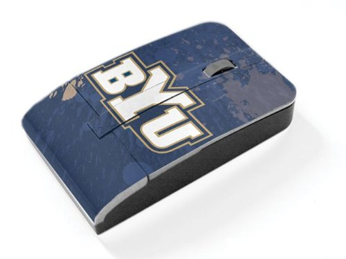 BYU Brigham Young University Cougars Wireless Keyboard Mouse