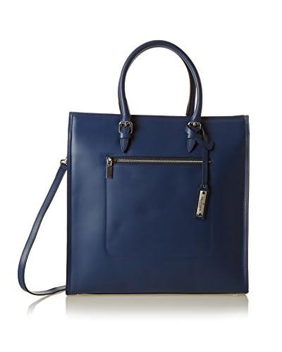 Trussardi Collection Henkeltasche blau