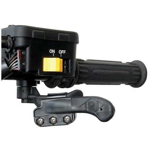 Atv Throttle Lever : New style throttle lever on yamaha grizzly atv forum