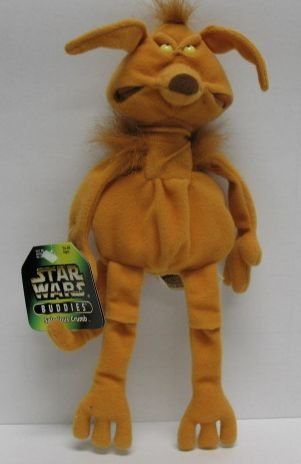 Star Wars Buddies Salacious Crumb Plush - Buy Star Wars Buddies Salacious Crumb Plush - Purchase Star Wars Buddies Salacious Crumb Plush (Kenner, Toys & Games,Categories,Stuffed Animals & Toys,More Stuffed Toys)