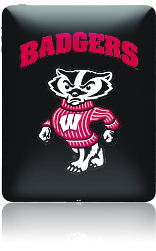 Skinit Protective Skin Fits Ipad (University of Wisconsin)