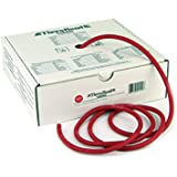 DSS Thera-Band Latex Exercise Tubing (100  foot roll, Red)