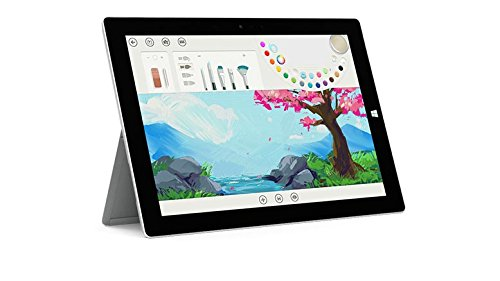 Microsoft Surface 3 Tablet (10.8-Inch, 64 GB, Intel Atom)