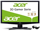 Acer ET.VG5HE.009 23 inch LED Monitor (16:9 3D FHD, 100M:1 ACM, 2ms, HDMI x 2)