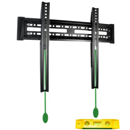 VideoSecu Low Profile Ultra Slim TV Wall Mount for 27