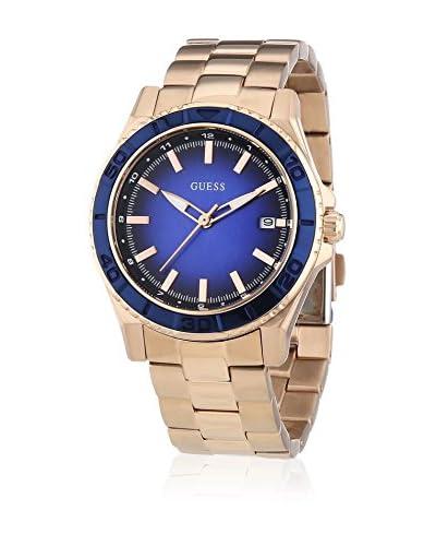 Guess Reloj de cuarzo Woman Mini Plugged In W0469L2 Rosado 36 mm