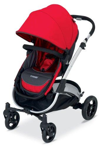Combi Catalyst Stroller, Red