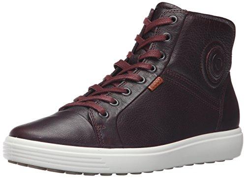ecco-soft-7-ladies-scarpe-da-ginnastica-basse-donna-rossobordeaux-1070-37-eu