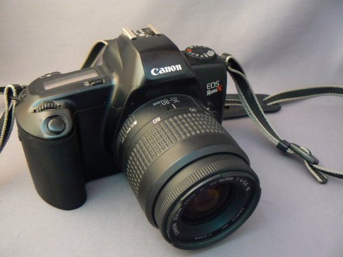 Cheapest Price! Canon EOS Rebel X SLR Film Camera w/ Canon EF 35-80mm f/4-5.6 III Lens