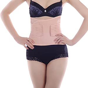 MONDAYNOON Postnatal Pregnancy Belt for hips Waist slimming shaper (Medium)
