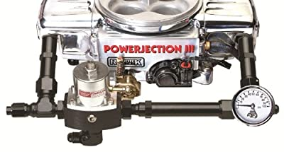 Professional Products 70042 Powerjection III Fuel Inlet Kit with Regulator