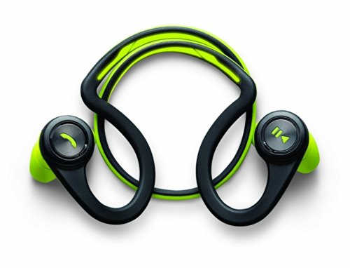 Plantronics Backbeat Fit Wireless Stereo Headphones - Green
