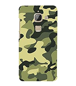 Oil Painting 3D Hard Polycarbonate Designer Back Case Cover for LeEco Le Max 2 :: Letv Le Max 2