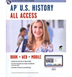 img - for AP U.S. History All Access (Advanced Placement (AP) All Access) (Mixed media product) - Common book / textbook / text book