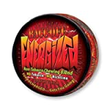 Bacc Off - Non-Tobacco Nicotine Free Herbal Snuff - Energized Straight (5 Cans)