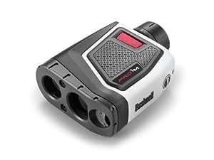 Bushnell Laser Entfernungsmesser Pro 1M Tournament Edition, weiß/schwarz, 205107