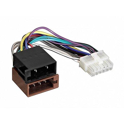 Adapterkabel-ISO-fr-Autoradio-Takara-12-Pin-Anschluss