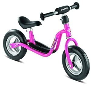 Puky Learner Bike LR M 2014 In Various Colors Children Impeller -Lovely Pink Color - Frame Type Low Step