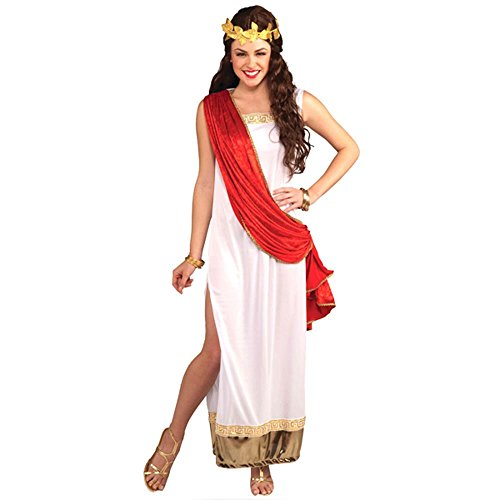 Empress Of Rome Costume (Size: Standard 6-14)