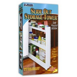 Storage Dynamics JB6032 Slide Out Storage Tower by Jobar International, Inc.