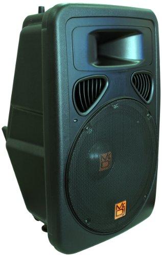 Mr. Dj Pp3500Bt+ Portable Karaoke System