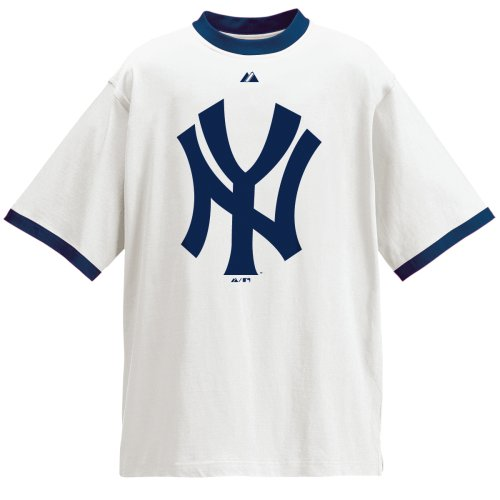 New York Yankees Cooperstown Official Logo Short Sleeve T