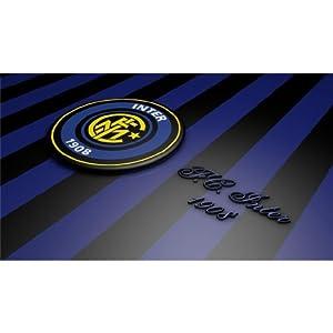 Inter Milan 43x24 FootBall Club ArtPrint Poster 015C/Middle Size