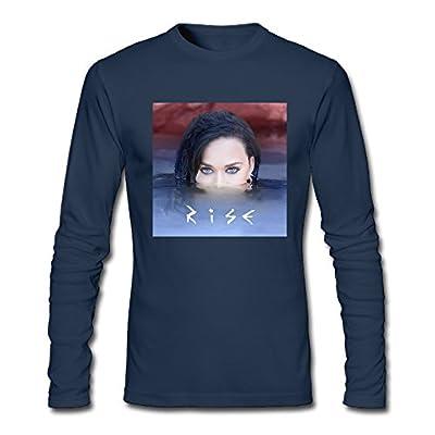Men Personalized Katy Perry Rise Tshirt Tee Shirt
