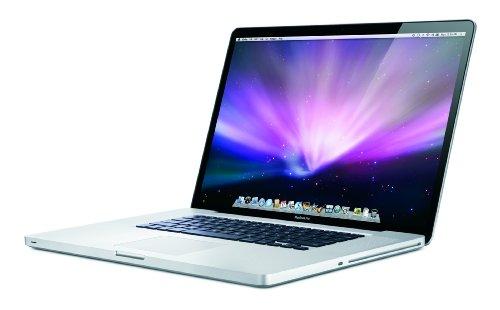 Galleon Apple Macbook Pro Mc226ll A 17 Inch Laptop