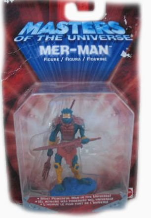 "2.75"" Masters of the Universe Mer-Man"