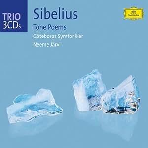 Sibelius : Poèmes symphoniques - Jarvi