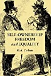 Self-Ownership, Freedom, and Equality...