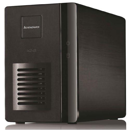 レノボ・ジャパン Lenovo Iomega ix4-300d Network Storage 8TB 4HD×2TB 70B89001AP