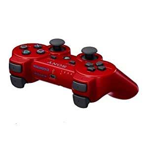 Dualshock Controller - Red (PS3)