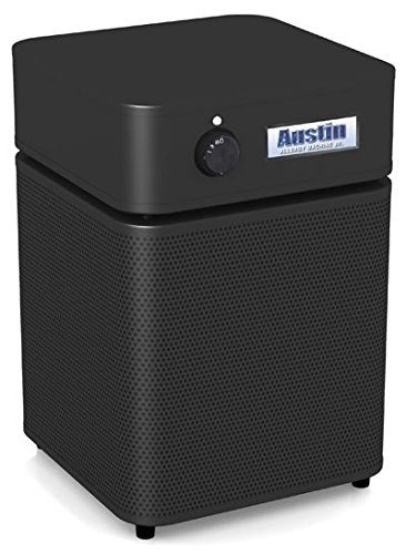 Austin Air Healthmate Junior Air Purifier, Black