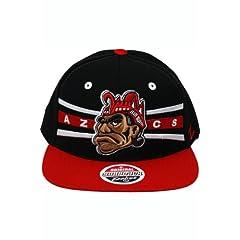 Buy NCAA San Diego State Aztecs Front Runner Snapback Cap, Black by Zephyr