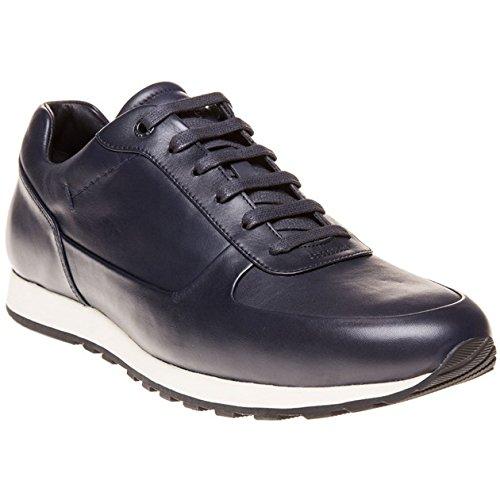 Boss Breeze Runn Herren Sneaker Blau thumbnail